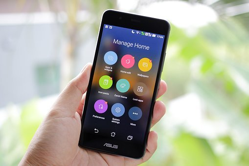 Android, Asus Phone, Mobile, Smart Phone, Android Phone