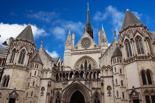 Architecture, Britain, Building, Court, Courthouse