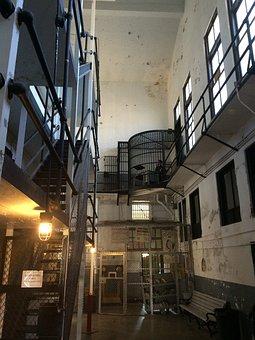 Prison, Jail, Cell, Cell Block, Crime, Criminal