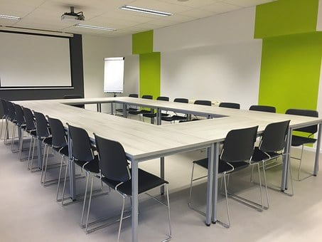 Meeting, Modern, Room, Conference, Learning, Class