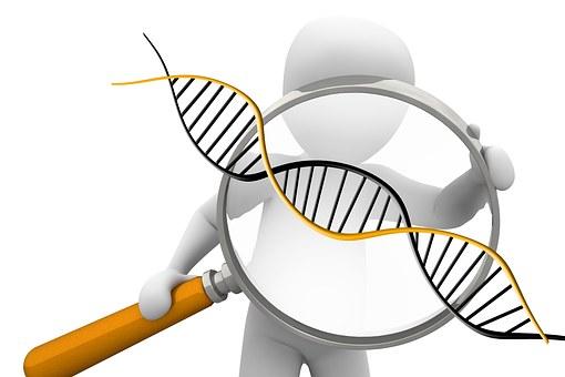 Deoxyribonucleic Acid, Dns, Genetics, Symbol, Biology