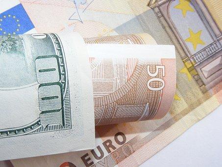 Money, Currency, Dollars, Euros, Euro, Dollar, Finance
