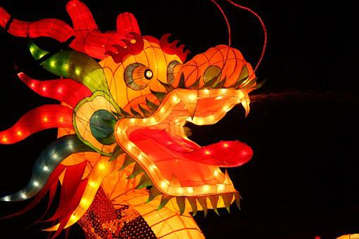 The Lantern Festival, Dragon, Lantern Festival