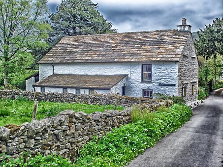 Sedbergh, England, Brigflatts Friends Meeting House