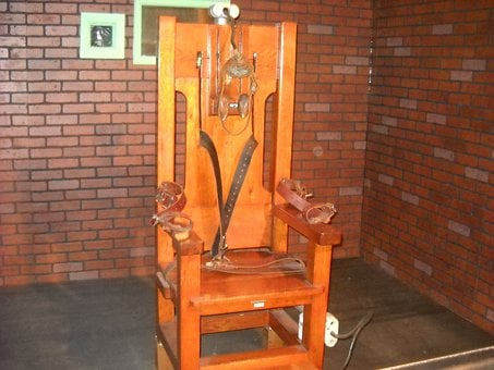 Electric Chair, Death Row, Execution, Crime, Death