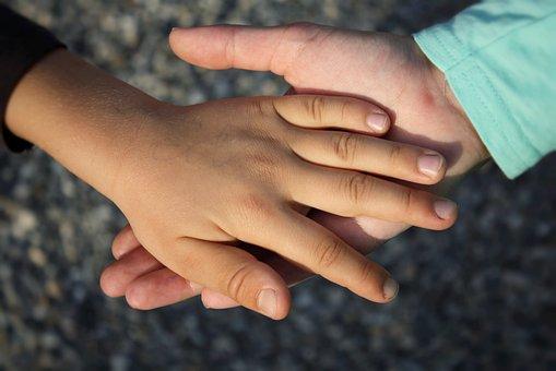 Hand, Child, Children, Hands, Child's Hand, Finger