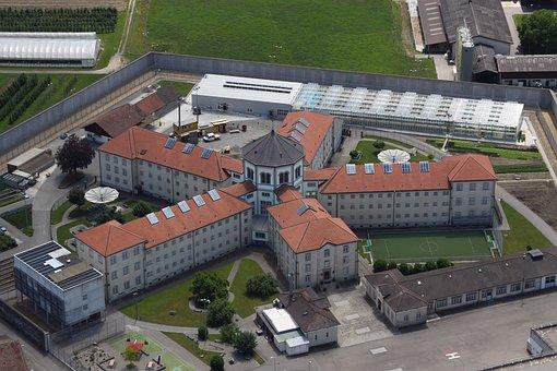 Lenzburg, Switzerland, Prison, Jail, Structure