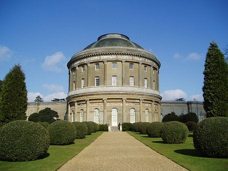 Hall, House, Home, Suffolk, Building, National, Trust