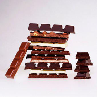 Chocolate, Nuts, Nibble, Milk Chocolate, Candy, Food