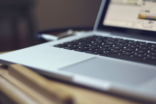 Notebook, Macbook, Computer, Business, Office, Work