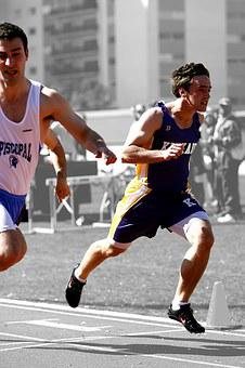 Runner, Race, Sprint, Competition, Sport, Outdoor