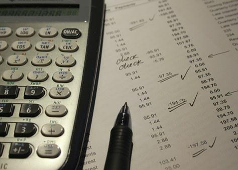 Accounting, Report, Credit Card, Payment, Charge