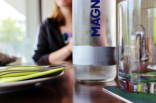 Woman, Restaurant, Invitation, Meeting, Eat, Drink