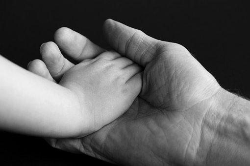 Hand, Hands, Trust, Child's Hand, Skin, Detention
