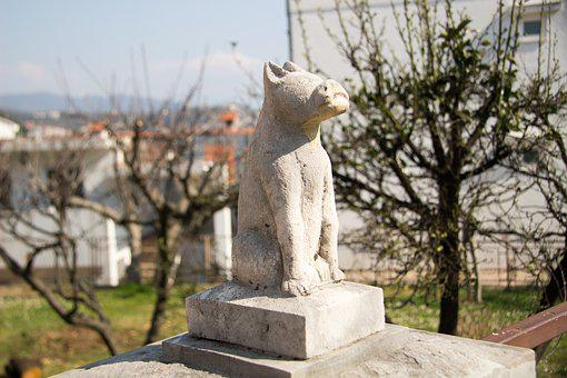 Gargoyle, Sculpture, Monument, Statue, Travel, Stone