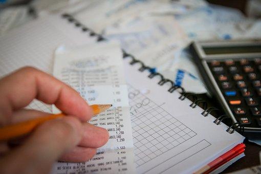 Money, Bills, Calculator, Save, Savings, Taxes