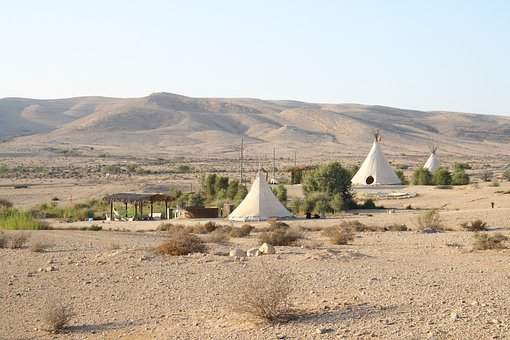 Tipi, Indian, Tent, Desert, Teepee, Tepee, Camping