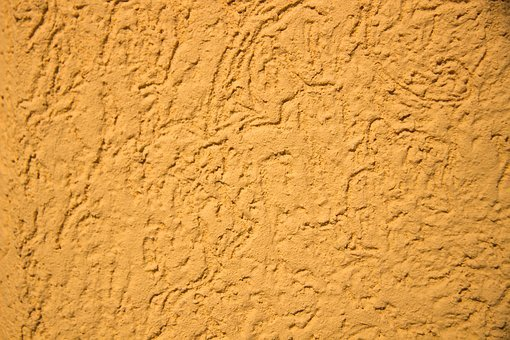Cement Wall, The Stone Background, Background, Cement