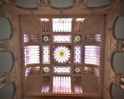 Ceiling, Osgoode Hall, Toronto, Appeal, Artistic