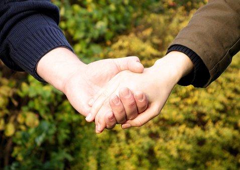 Hands, Hand, Trust, Responsibility, Autumn, Detention