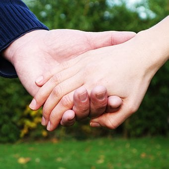 Hands, Hand, Trust, Responsibility, Letting Go