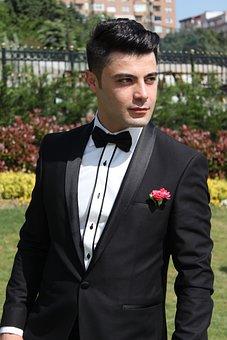 Son In Law, Wedding, Tuxedo, Bride Groom, Marriage