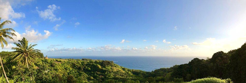 Maui, Hawaii, Haiku, Ocean, Scenery, Landscape