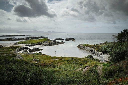Ring Of Kerry, Ireland, Kerry, Landscape, Travel