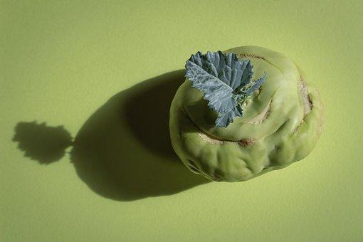 Kohlrabi, Brassica Oleracea