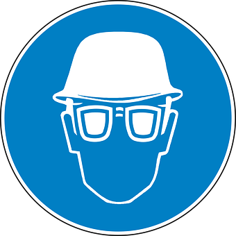 Eye Protection, Head Protection, Safety Glasses