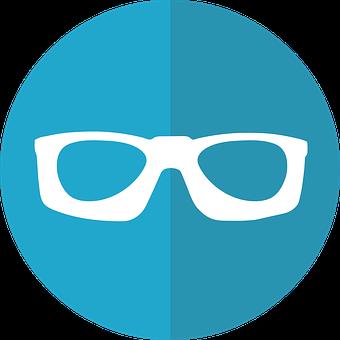 Goggles Icon, Goggles, Glasses Icon, Lab Glasses