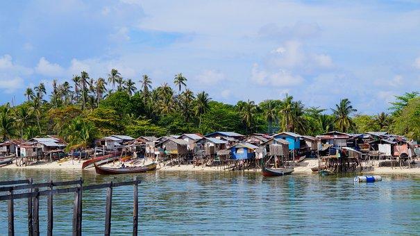Malaysia, Pulau Mabul, Iceland, Paradise, Tropical