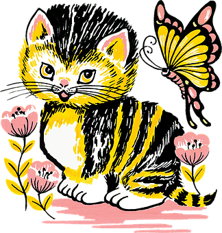 Cat, Kitten, Feline, Animal, Pet, Cat Face, Feline Look