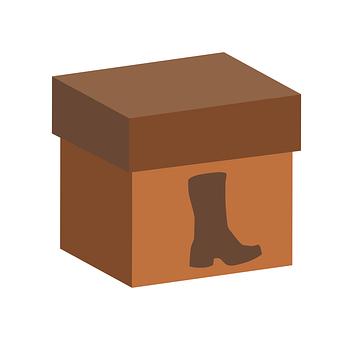 Box, Boot, Shoe, Design, White, Fashion, Nobody, Hobby