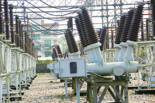 Transformer, Transmission, Power Station, Electricity