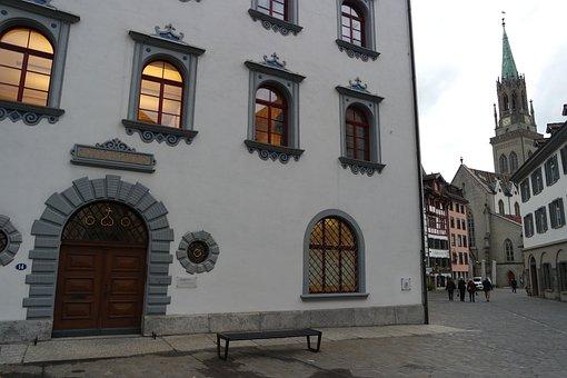 St Gallen, Historic Center, Historically