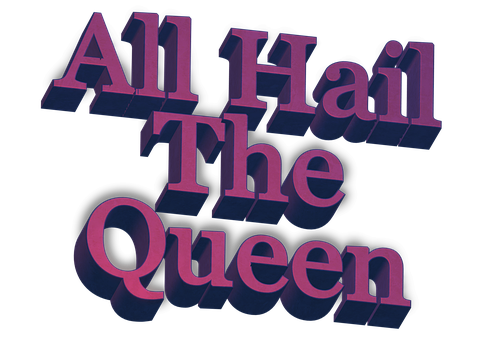 Mom, Mother's Day, Queen, Hail, Royalty, Humor, Text