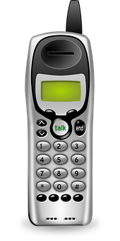 Telephone, Cordless, Technology, Dial