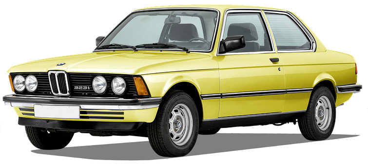 Bmw, 323i, Vintage 1978-82, Free And Coloured