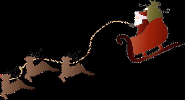 Lame, Deer, Merry Christmas, Christmas