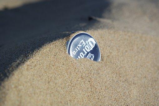 Corona, Sand, Desert, Beach, California, La