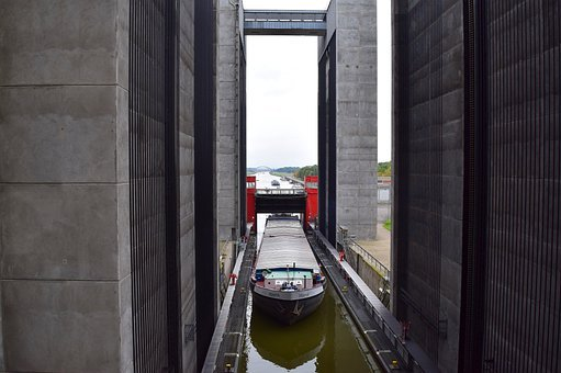 Technology, Building, Boat Lift, Architecture, Ship