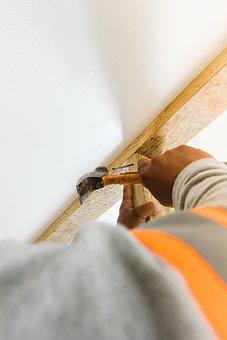 Hammer, Tool, Build, Construction, Work