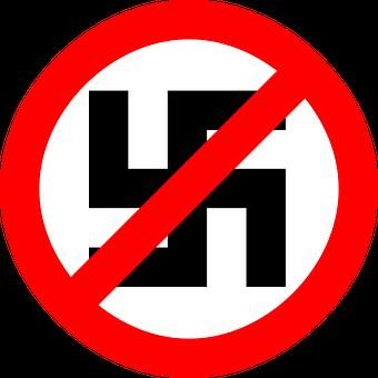 Swastika, Nazis, Symbols, Logo, Anti, Crossed, History