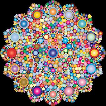 Mandala, Circles, Decorative, Ornamental, Decoration