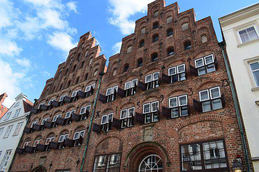 Lübeck, Historic Center, Architecture