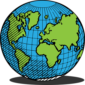 Earth, Globe, Space, Planet, World, Global, Science