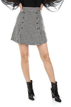 Skirt, Fashion, Clothes, Woman, Girl
