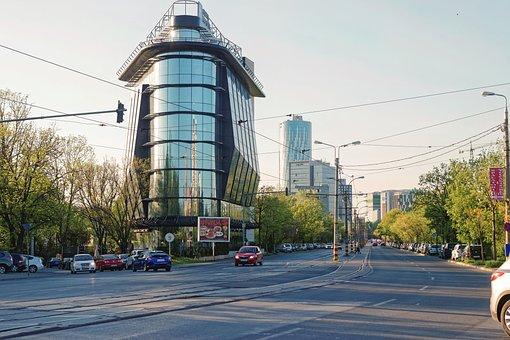 Landscape, Urban, Architecture, Modern