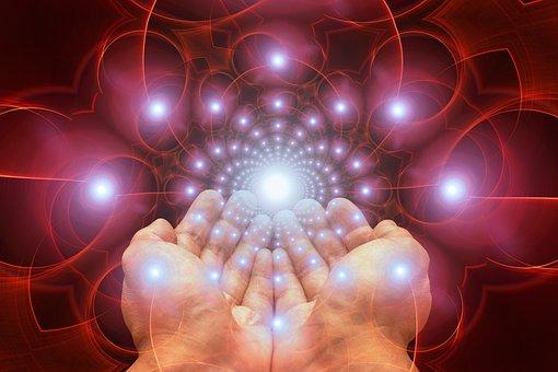Hands, Received On, Light, Appreciation, God, Faith